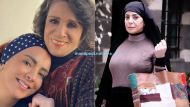 Photo of شكران مرتجى تكشف عن دورها في الكندوش وتمازح سامية الجزائري: جننتني (صور)