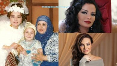 Photo of نادين تحسين بيك وهيفاء واصف وتولين البكري قبل 29 عامًا! (صورة)