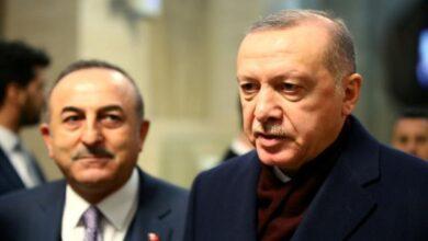 Photo of أردوغان: الوزير التركي جاويش أوغلو أوقف نظيره اليوناني عند حده