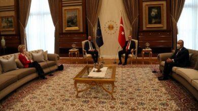 Photo of بعد موقف وصف بالمحرج لمسؤولة أوروبية خلال اجتماع في أنقرة.. جاويش أوغلو يوضح (فيديو)