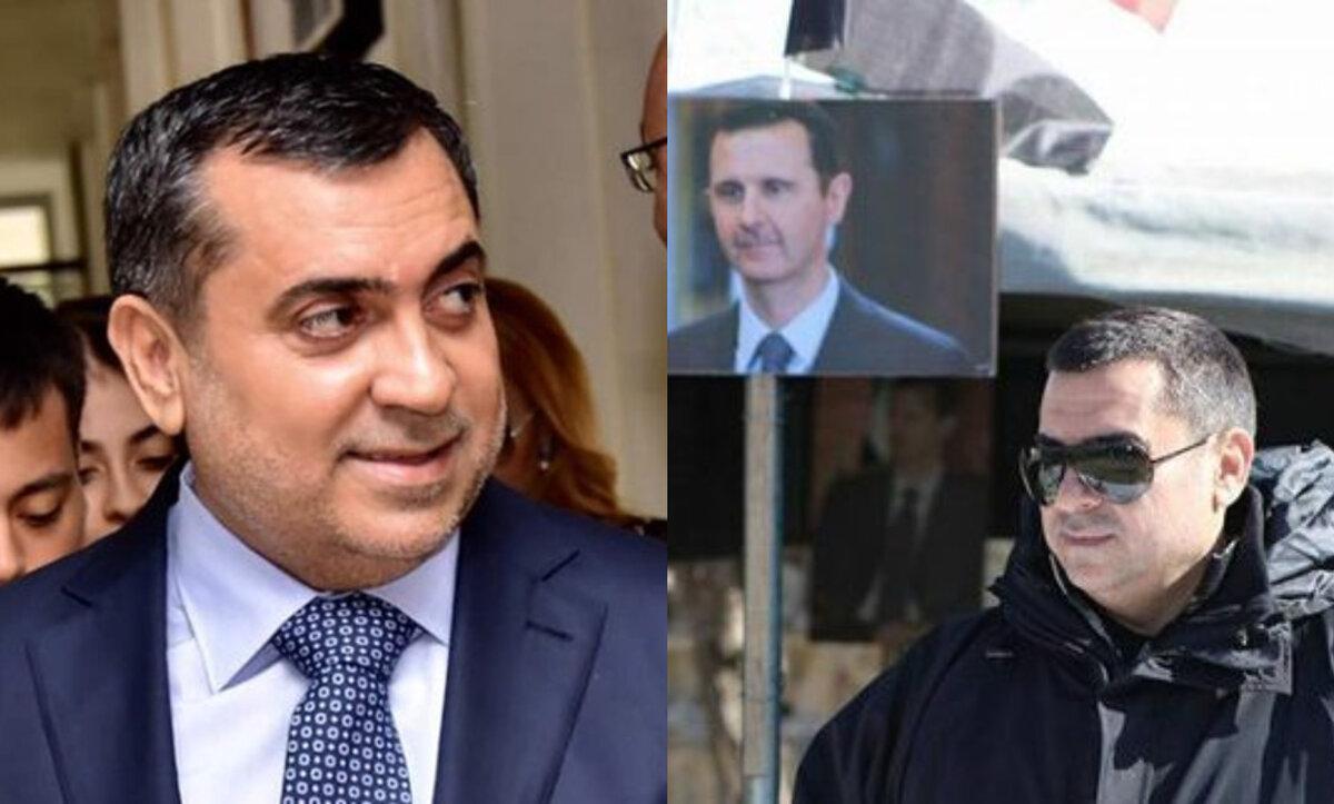 قصة رجل الأعمال السوري أيمن جابر