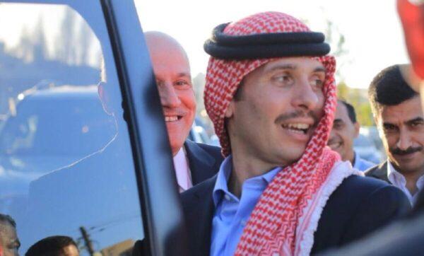 الملك عبد الله الثاني برفقة الأمير حمزة للمرة الأولى منذ أنباء الخلاف بينهما