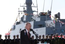 Photo of دراسة: القدرات البحرية التركية تتفوق على إسرائيل وهي الأفضل شرق المتوسط