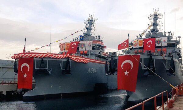 دراسة: القدرات البحرية التركية تتفوق على إسرائيل وهي الأفضل شرق المتوسط
