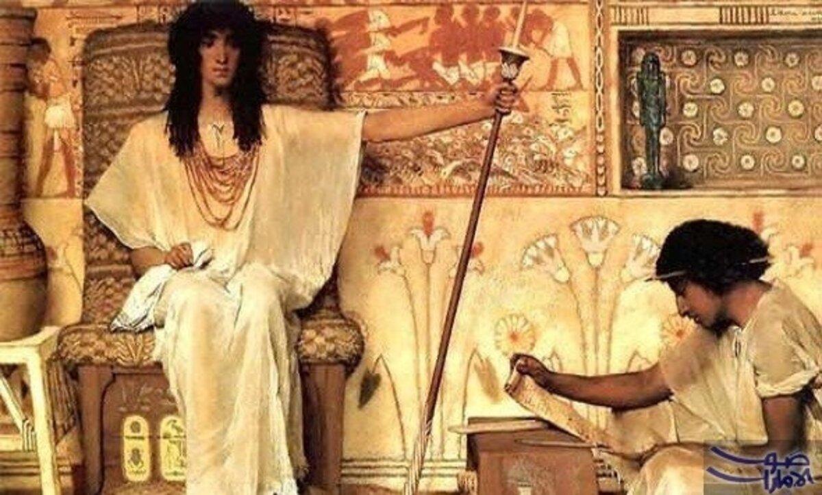 السيدة آسيا زوجة فرعون