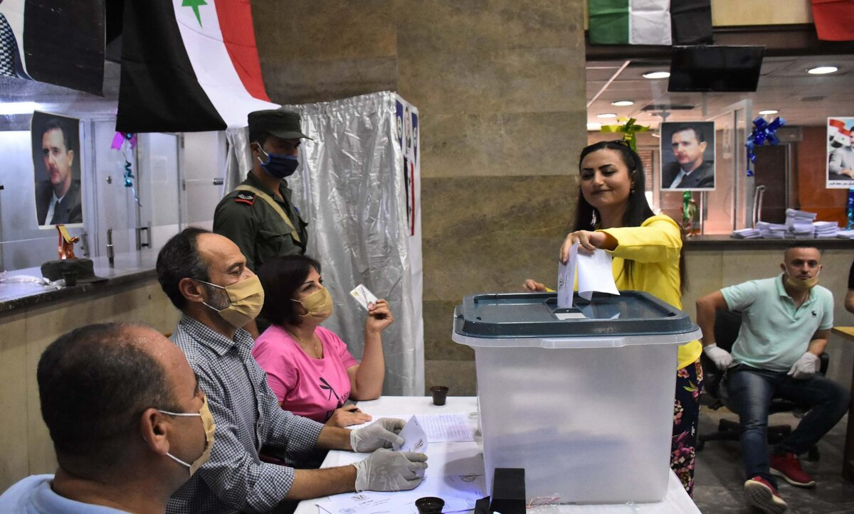 موعد الانتخابات الرئاسية في سوريا ضمن جلسة استثنائية لبرلمان الأسد