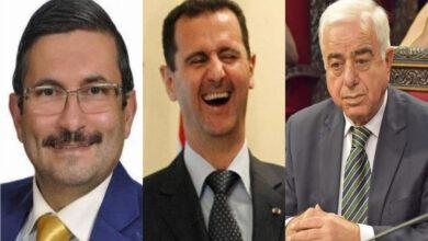 """Photo of """"مو معروفة قرعة أبوهم"""".. نشطاء يتفاعلون مع المنافسين المزعومين في انتخابات بشار الأسد"""