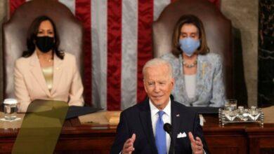 Photo of سيدات للمرة الأولى وغفوة على الهواء.. تفاصيل غير مسبوقة في آخر خطاب للرئيس بايدن (فيديو)