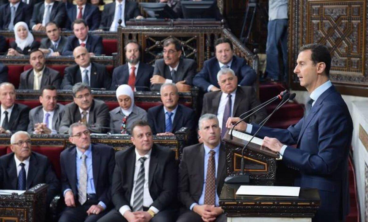بشار الأسد يتقدم رسمياً لانتخابات الرئاسة المزعومة وتركيا تؤكد: لا أحد يعترف بها