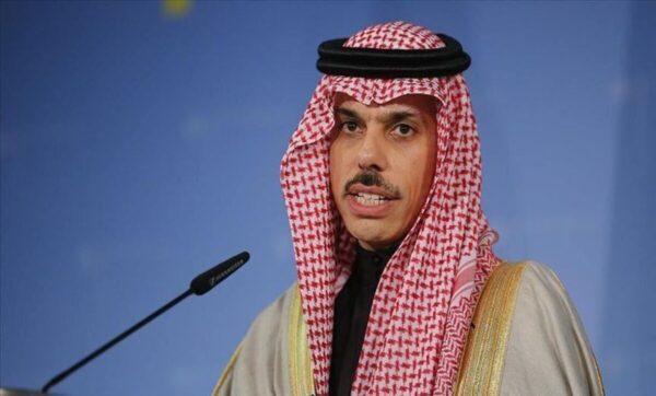 السعودية: نأمل من نظام الأسد اتخاذ خطوات مناسبة للوصول إلى حل سياسي