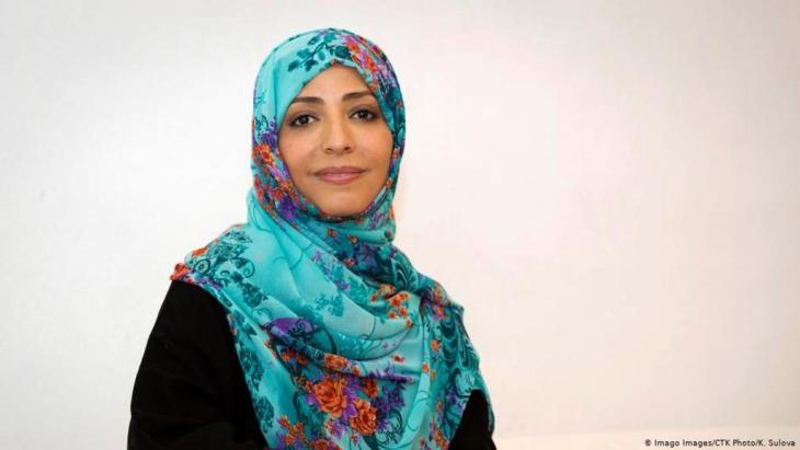 "توكل كرمان تشغل المتابعين بإعلانها اسم مولودها الجديد ""آرام"""