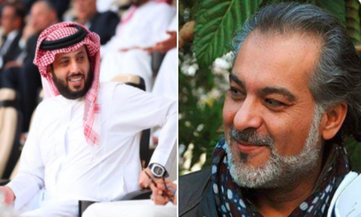 ًتركي آل الشيخ يستذكر المخرج الراحل حاتم علي بسبب مسلسلاته التاريخية