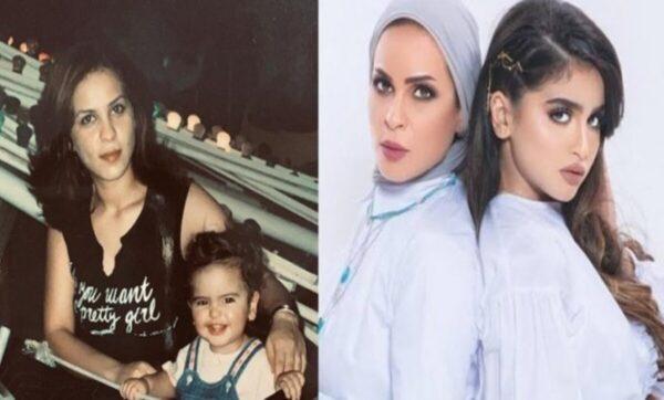 حلا الترك توضح للمرة الأولى تفاصيل خلافها مع والدتها منى السابر (فيديو)
