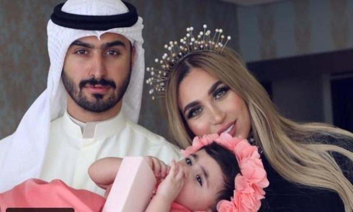 هدية أردنية ثمينة من أمين لزوجته الفاشينيستا الكويتية خلود (فيديو)