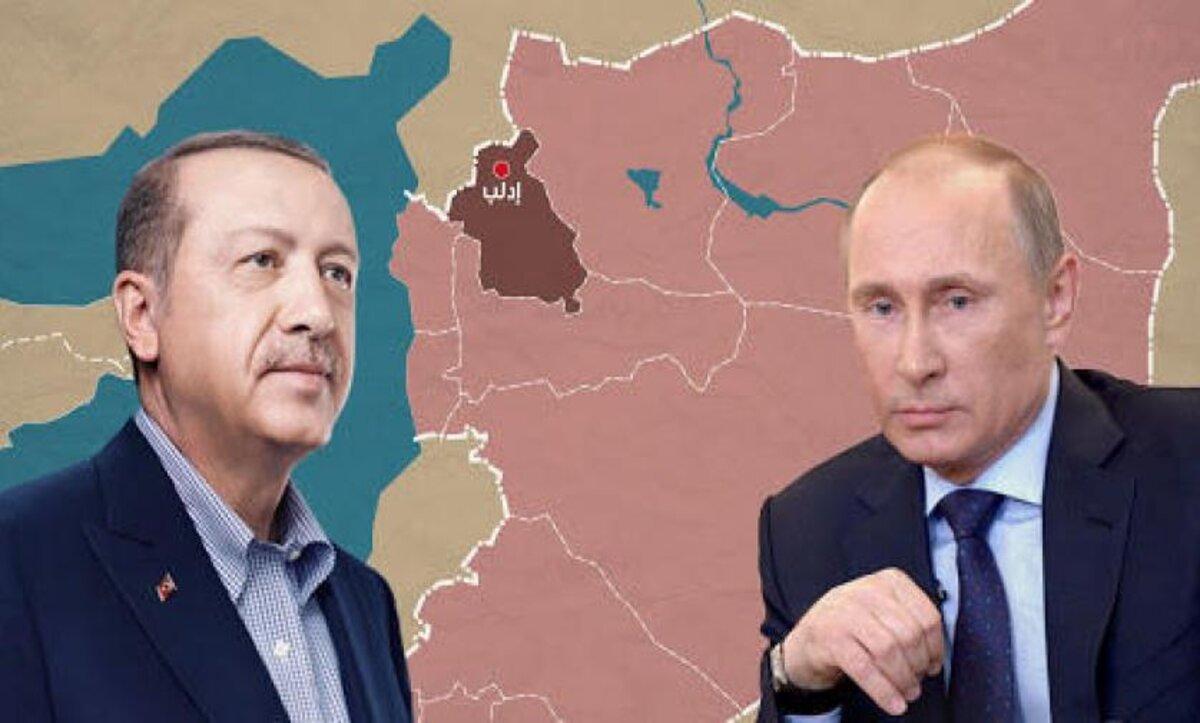 يناقش ملف انسحاب نظام الأسد إلى ما قبل اتفاق سوتشي.. تفاصيل عرض قدمته روسيا إلى تركيا بخصوص إدلب