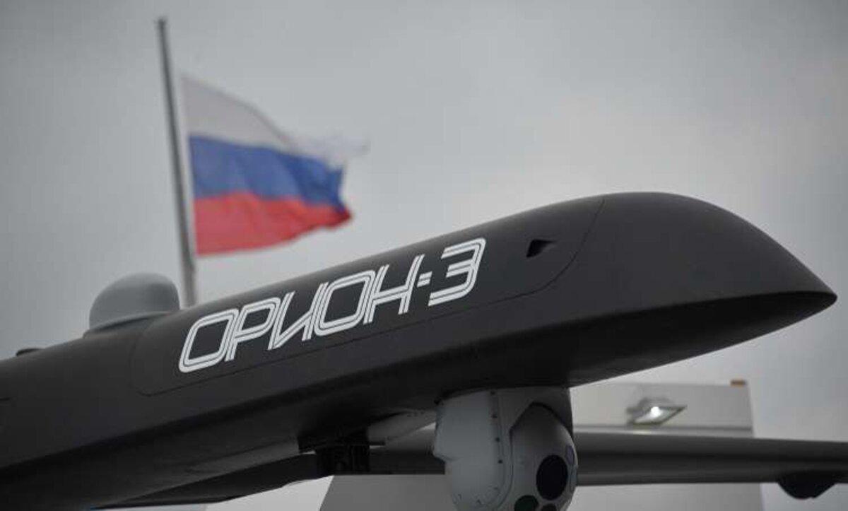 روسيا تبدأ إنتاج طائرات أوريون المسيرة بعد اختبارها في سوريا