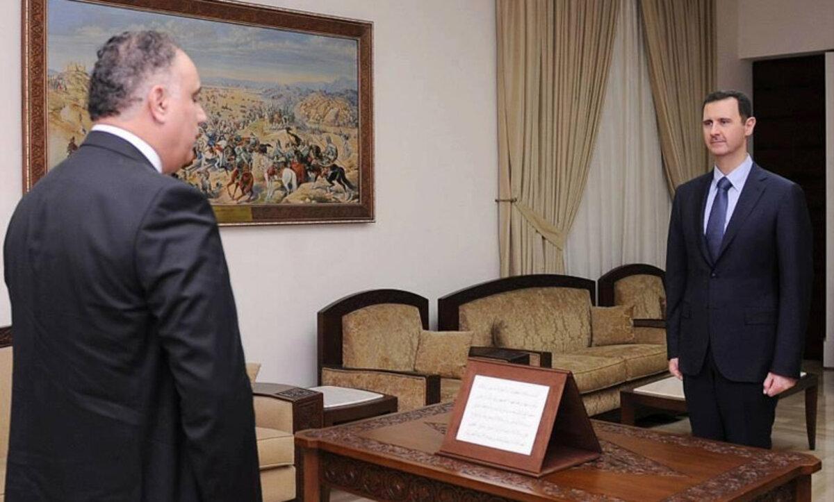 وزير التجارة الداخلية لدى نظام الأسد: أنا أوقع القرار فقط ولست مسؤولاً عن ارتفاع الأسعار