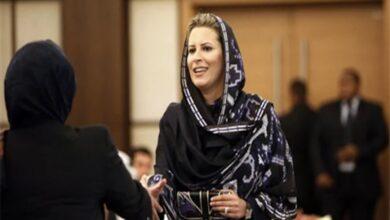 Photo of عائشة القذافي خارج القائمة السوداء لدى الاتحاد الأوروبي