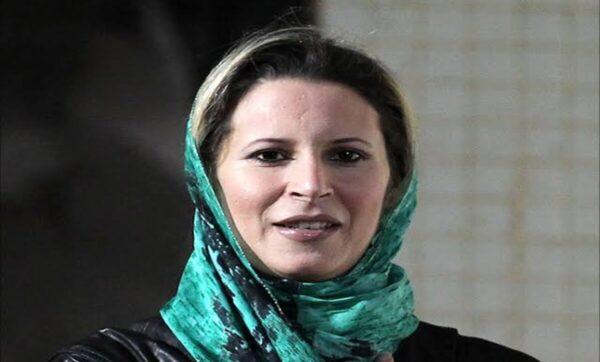 عائشة القذافي خارج القائمة السوداء لدى الاتحاد الأوروبي