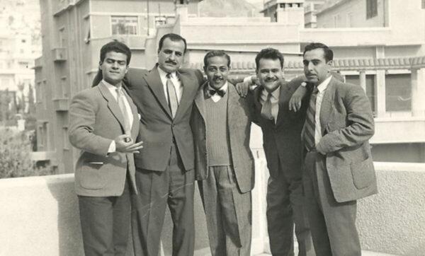 عبد اللطيف فتحي وزملاؤه