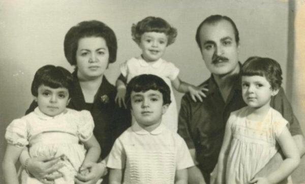 أبو كلبشة عبد اللطيف فتحي وعائلته