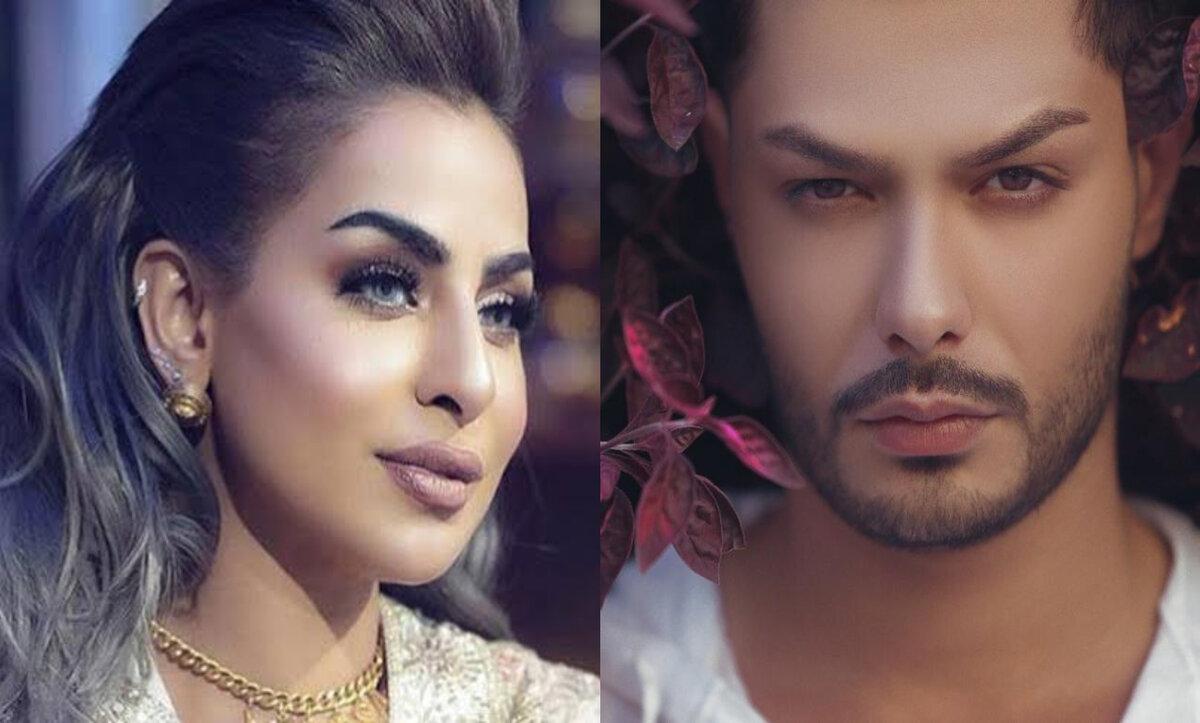 """الفنان العراقي علي يوسف يرد على ادعاءات الكويتية هند البلوشي الزواج منه: """"الطلاق بالثلاثة"""" (فيديو)"""