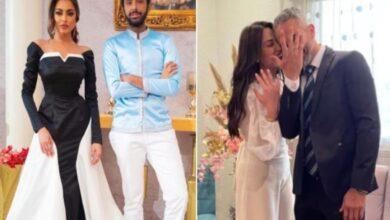 Photo of ارتباط فاطمة المؤمن حديث الكويت والفستان الأبيض يحير متابعيها بين الخطبة أو الزواج