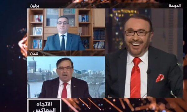 ضيف الاتجاه المعاكس يعتبر انتخابات الأسد في سوريا أكثر نزاهة من الانتخابات الأمريكية