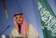 Photo of السعودية: نأمل من نظام الأسد اتخاذ خطوات مناسبة للوصول إلى حل سياسي