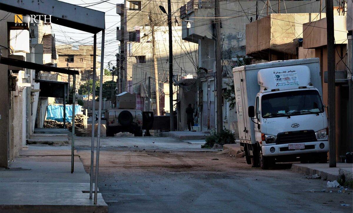 القامشلي على صفيح ساخن بعد فشل مفاوضات ترعاها روسيا الحليف الرئيسي للأسد