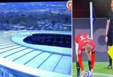 Photo of سيقان امرأة في الدوري الإنكليزي سبب إيقاف بث مباراة لأكثر من 100 مرة على قناة إيرانية