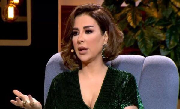 ماغي أبو غصن تروج لأغنية مسلسلها الجديد بعنوان أوقات للفنان ناصيف زيتون (فيديو)