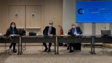 Photo of خمس خطوات لبدء جولة جديدة من محادثات اللجنة الدستورية السورية