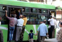 Photo of بدائل المواصلات في سوريا.. استخدام الشاحنات والأحصنة والسوزوكي كوسائل للنقل العام (فيديو)