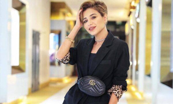 """العمانية بثينة الرئيسي عن الإعلامية الكويتية نهى نبيل: """"حامل ثم حامل ثم حامل"""" (فيديو)"""