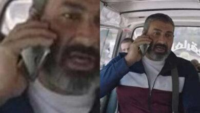 """Photo of ياسر جلال في أول تعليق صوتي على مشهد الجوال المقلوب في """"ضل راجل"""": """"سامع صوت المخرج وهو بيرد عليا"""""""