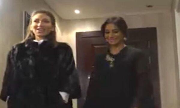 ريهام سعيد غاضبة من بسمة وهبة بسبب ريم البارودي: الفلوس والفساتين مش بتعمل بني آدمين