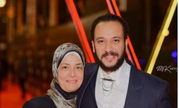 وفاة زوجة الفنان الراحل خالد صالح متأثرة بكورونا.. ونجلها يودعها: رحلت عني من كنت أكرم من أجلها