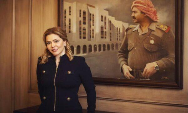 رغد صدام حسين تحيي ذكرى ميلاد والدها الراحل بأغنية للفنان كاظم الساهر (فيديو)