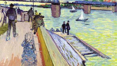 Photo of 25 مليون دولار للوحة فان جوخ في مزاد كريستينز بنيويورك