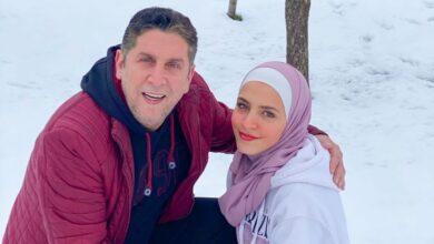 Photo of محمد قنوع يحتفل بعيد ميلاد ابنته الكبرى ماسة.. وجمالها يلفت الأنظار (صور)