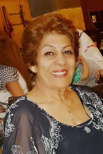 والدة سوسن ميخائيل