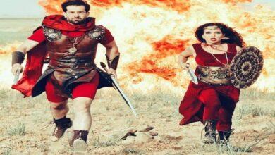 Photo of فنانون سوريون أبطال إعلان بطاطا شيبس يقلد مسلسل تاريخي (فيديو)