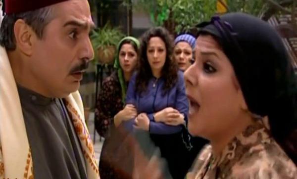 """صباح الجزائري تتبرأ من """"باب الحارة"""": أكيد ما بتابعه (فيديو)"""
