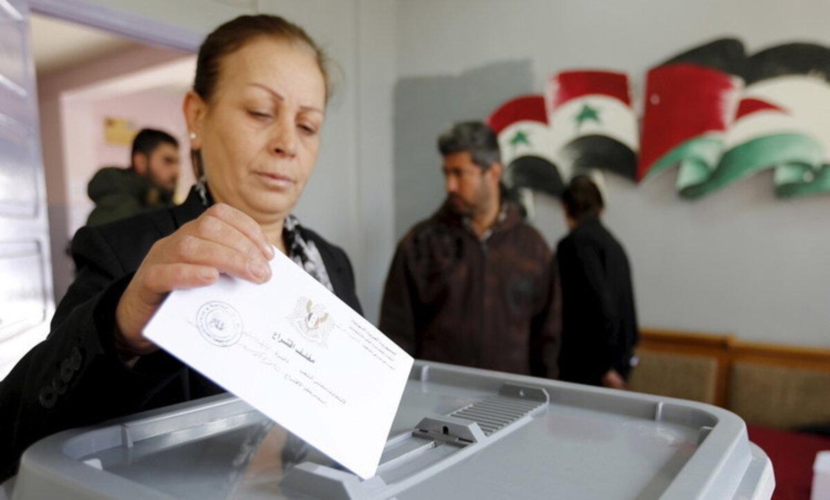 نظام الأسد يحدد موعد الانتخابات الرئاسية وباب الترشح مفتوح اعتباراً من يوم غد الإثنين