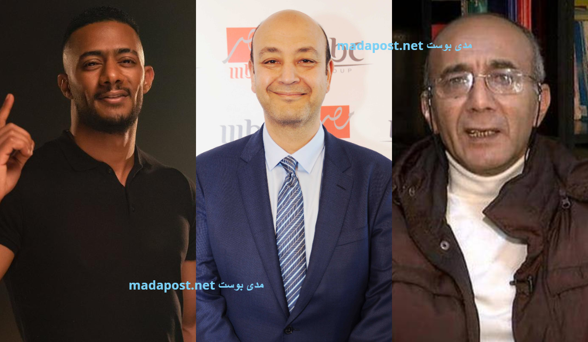عمرو أديب يهاجم محمد رمضان