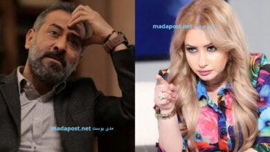 Photo of بعد مشهد الحمام.. مي العيدان تنتقد عبد المنعم عمايري: واضح إنك تقدم رسالة مبتذلة (صور)