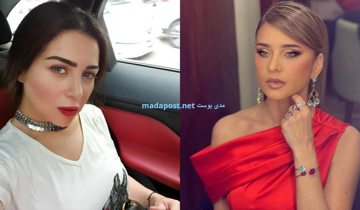 نيللي كريم ومي عز الدين