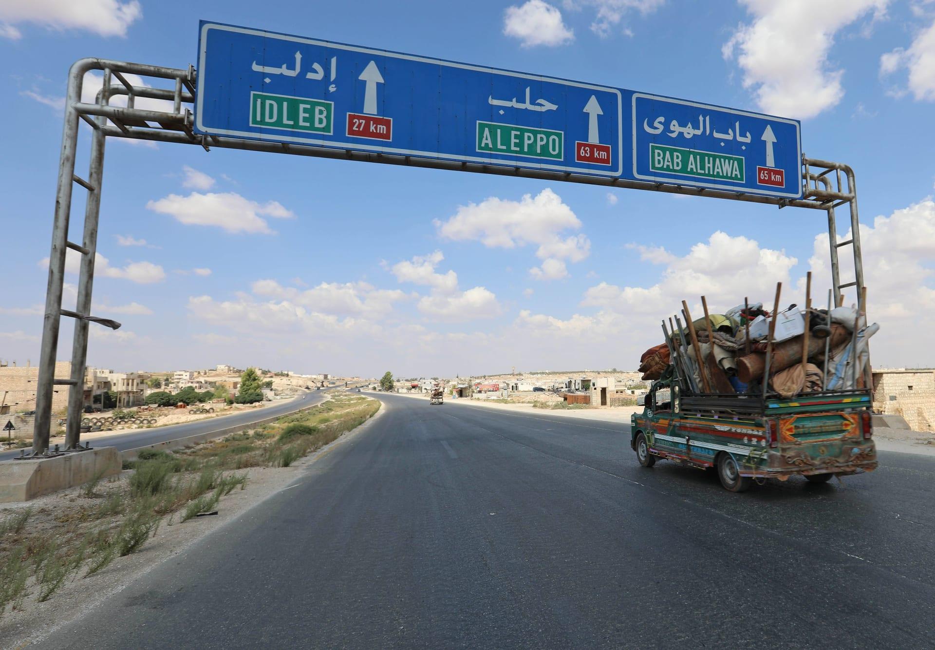 وزير تركي: إدلب تمر بمرحلة حساسة وعلى كافة الأطراف التحلي بالعقلانية