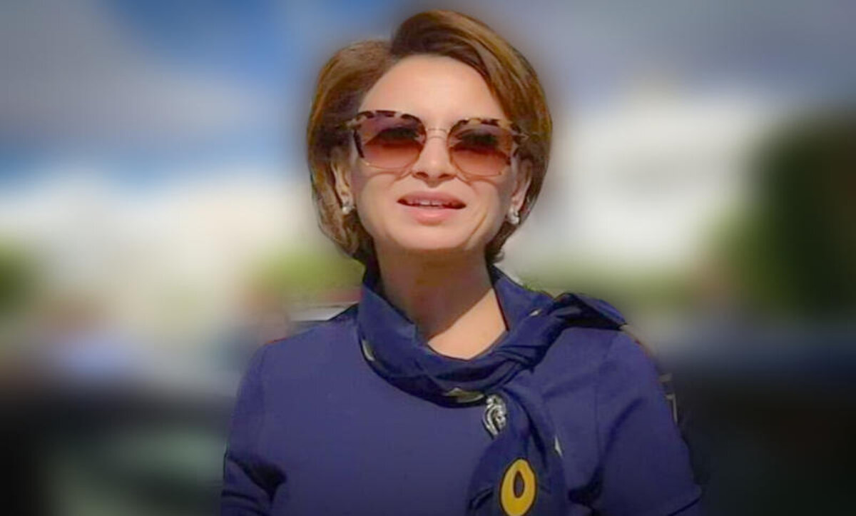 """معلومات عن السيدة الأولى في تونس """"إشراف سعيد"""""""